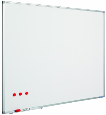 Whiteboard Gelakt Staal - Classic Serie Smit Visual