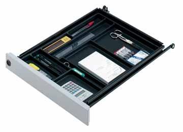 Mobo toebehoren voor ladeblok universal pennenlade for Ladeblok in karton