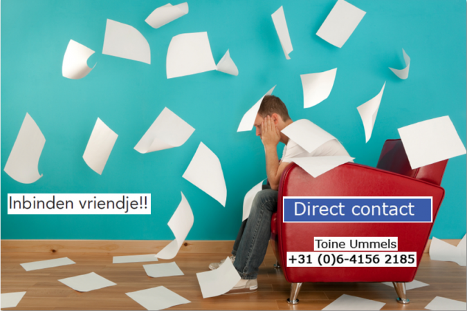 Direct contact met Officeknallers